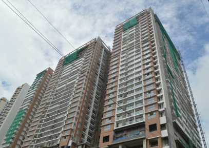 Adani Estates Western Heights Phase 1 Residential Construction Status