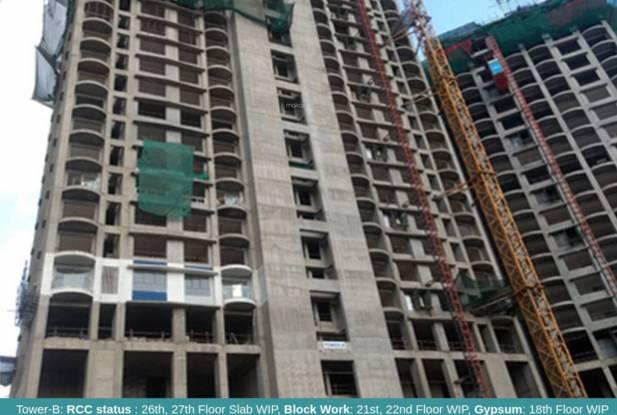 TATA Aveza Construction Status