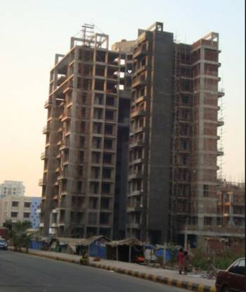 B and M Geetanjali Heights Construction Status