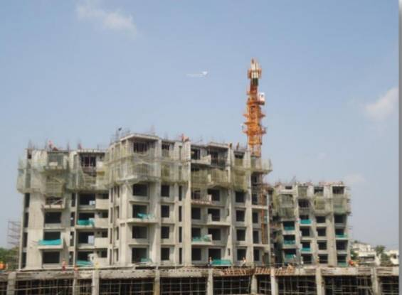 Mahindra Antheia Construction Status