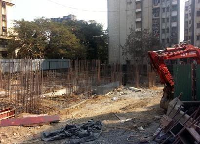 Romell Diva Apartments Construction Status
