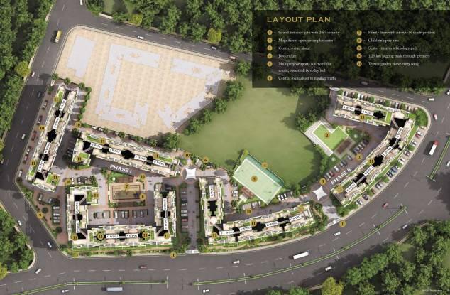 Veena Dynasty Layout Plan