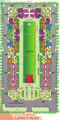 Today Homes Kings Park Layout Plan