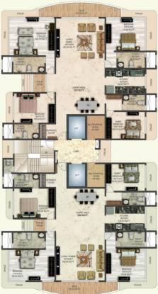 Spark Jyoti Palace Cluster Plan