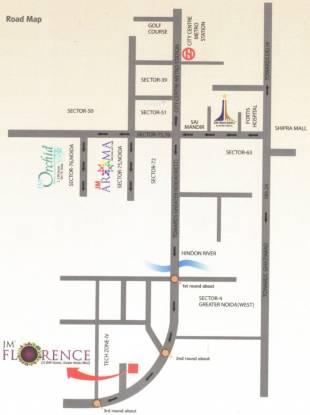 JM Florence Location Plan