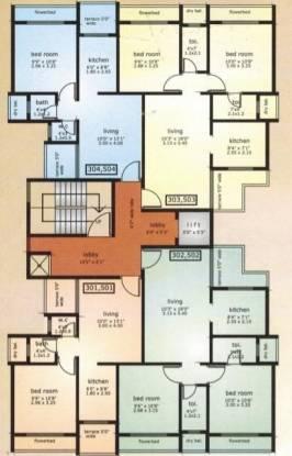 Om Sai Srishti Cluster Plan