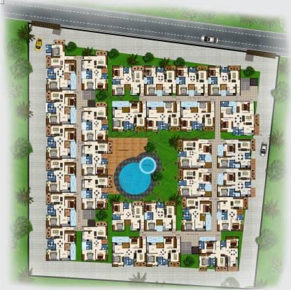 AMR Oaks Cluster Plan