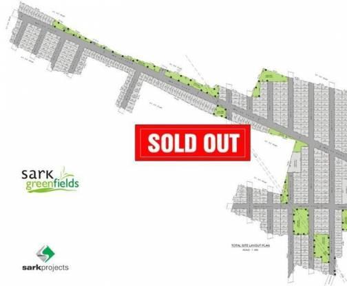 Sark Green Fields Site Plan