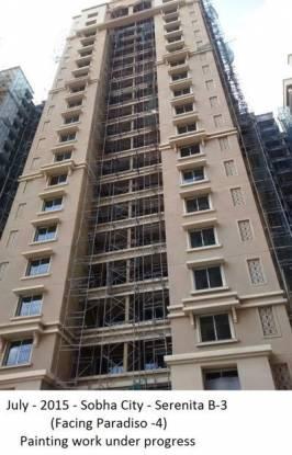 Sobha City Casa Serenita Construction Status