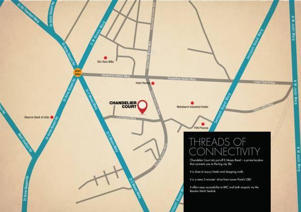 Neumec Chandelier Court Location Plan