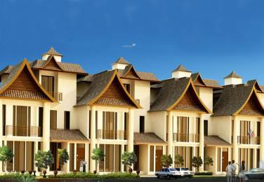 Jaypee Kingswood Oriental Elevation