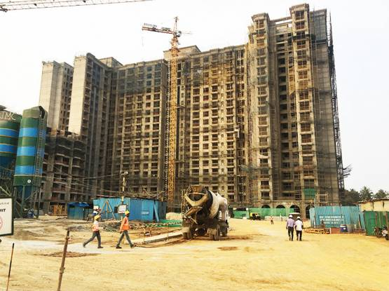 Hiranandani Glen Gate Construction Status