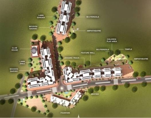 Images for Site Plan of Wadhwa Daisy Gardens