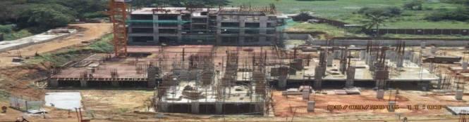 Century Ethos Construction Status