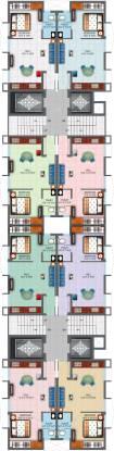 Shreevelu Alaka Palazzo Cluster Plan
