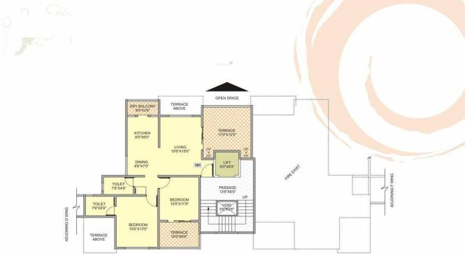 GK Dwarka Sun Crest Phase 3 Cluster Plan