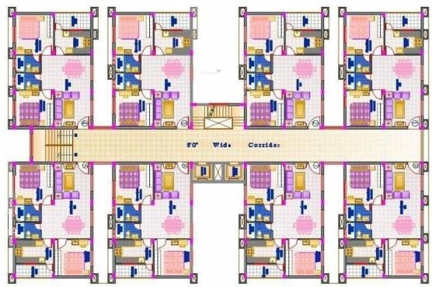 Rihim Thyme Park Cluster Plan