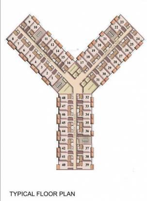 Gaursons Gaur Yamuna City Cluster Plan