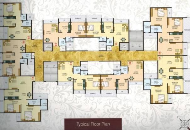 Swaraj Heights Cluster Plan