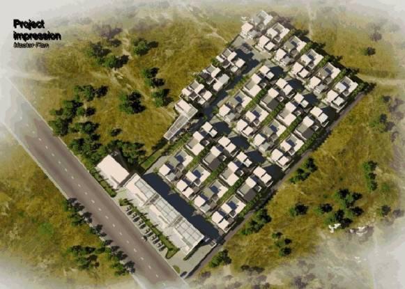 Amara Ananta Layout Plan