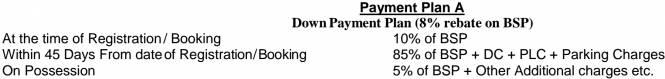 KLJ Platinum Heights Payment Plan