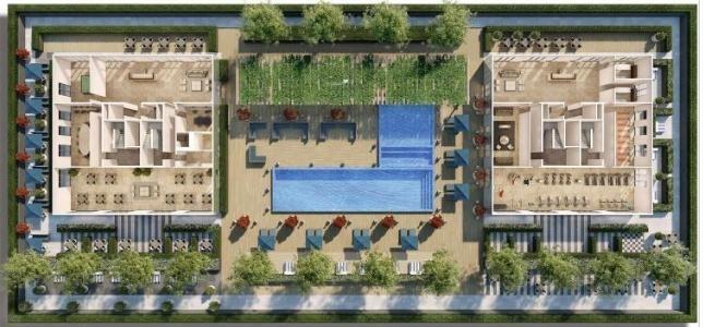Panchshil Trump Towers Site Plan
