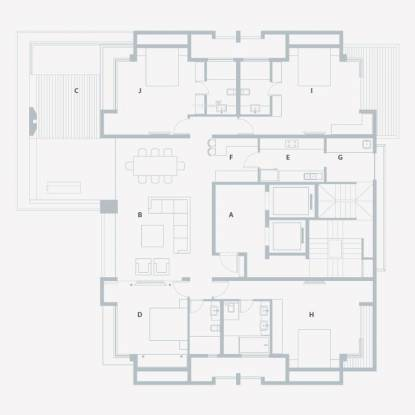 Skyi Five Cluster Plan
