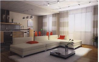astoria Living Area