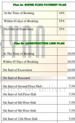 APS Shilpayan K7 Payment Plan