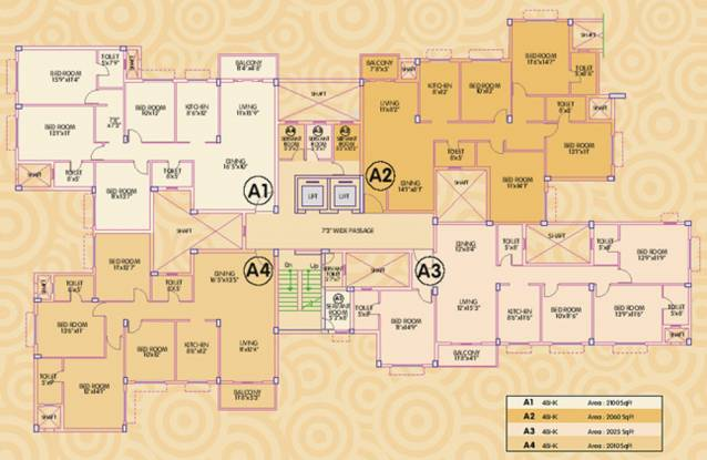 Ideal Ideal Enclave Phase 2 Cluster Plan