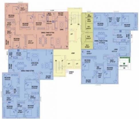 Mani Kala Cluster Plan