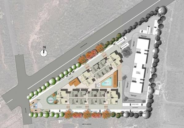 Vijaya Hara Vijaya Heights Site Plan