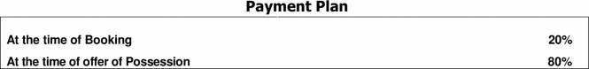 Gaursons 6th Avenue Payment Plan