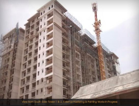 Prestige Jade Pavilion Construction Status