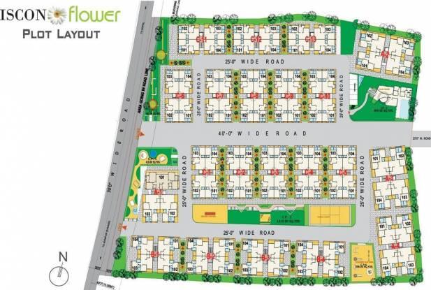 JP Flower Layout Plan