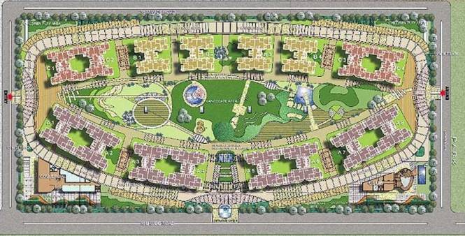 ABA Olive County Site Plan