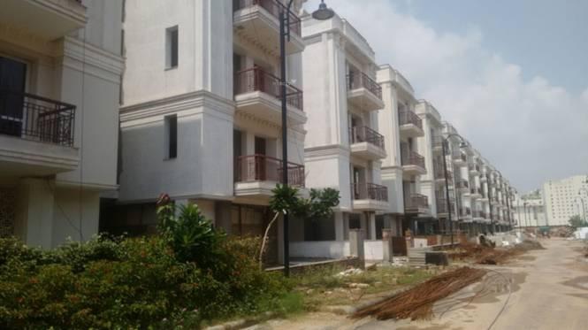 Anant The Estate Floors Construction Status