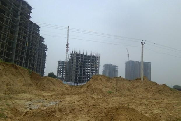 Dhoot Time Residency Construction Status