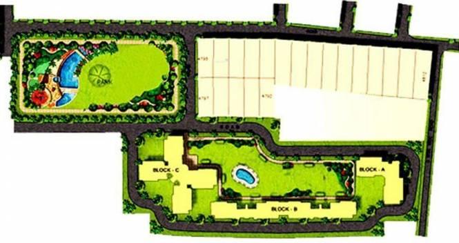 Achievers Status Enclave Site Plan