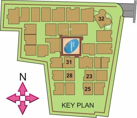 MBR Steeple Layout Plan