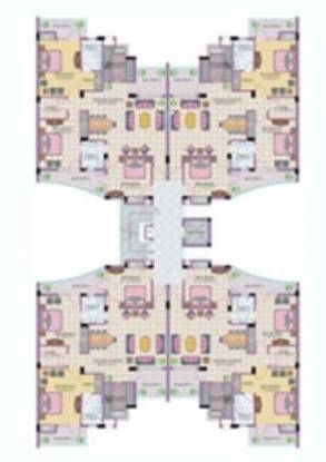 Motia Royale Estate Cluster Plan