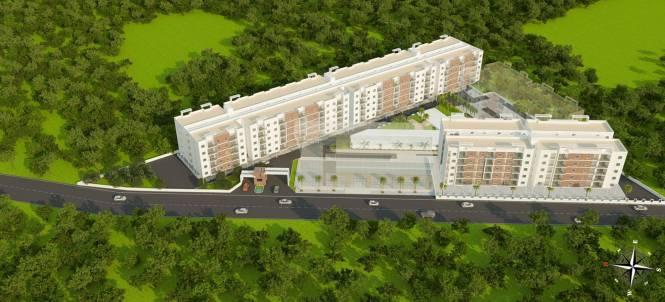 Janapriya Classic Homes Elevation