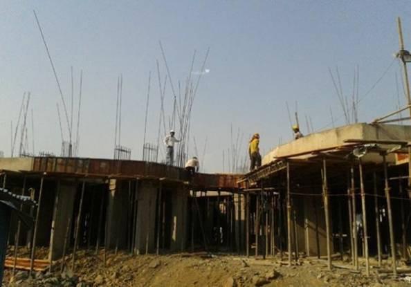 Jhamtani Ace Almighty Construction Status