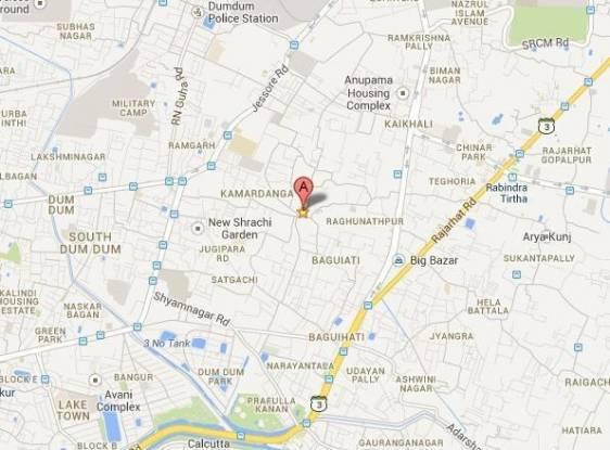 keshab-dham Images for Location Plan of BK Keshab Dham