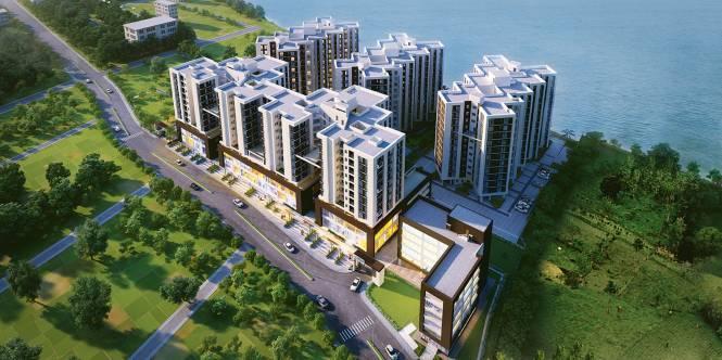 Unimark Riviera Elevation