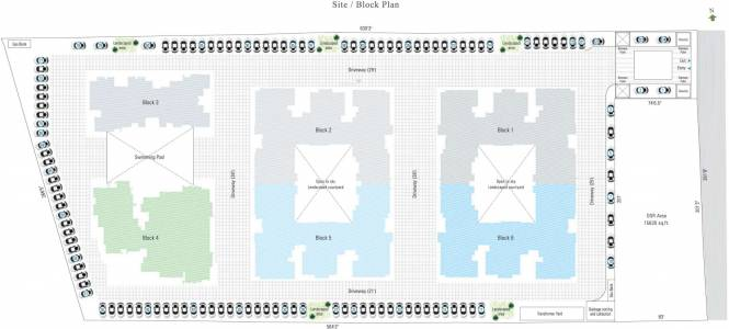 greensville Images for Site Plan of Appaswamy Greensville
