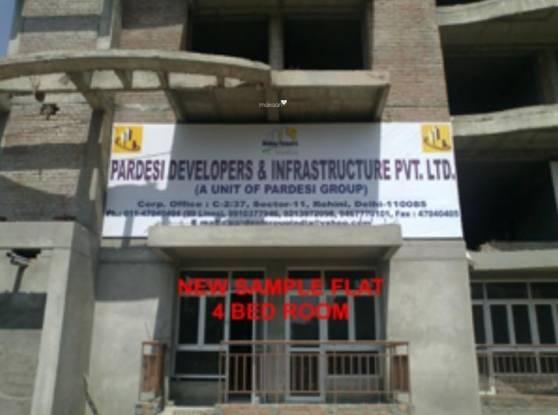 Pardesi Ushay Tower Construction Status