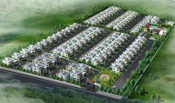 Aparna HillPark Gardenia Layout Plan