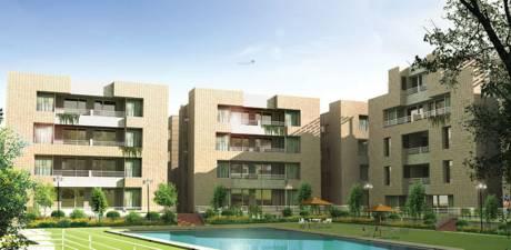 Vedic Sanjeeva Town Duplex Elevation
