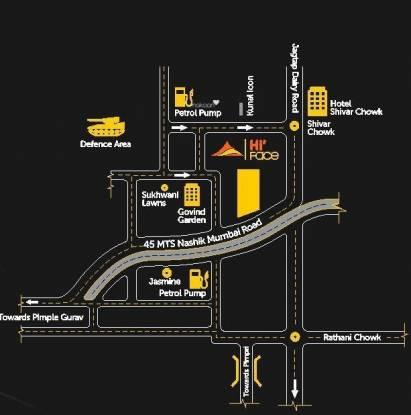 MBM Hi Face Location Plan